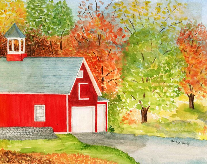 Charming Connecticut - Lorie Bramley