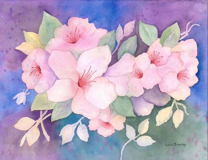 Azalea Formosa - Lorie Bramley