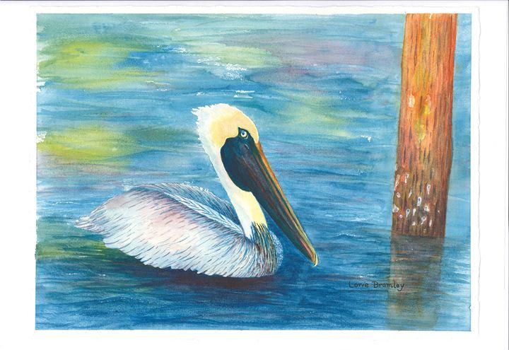 Pelican - Lorie Bramley