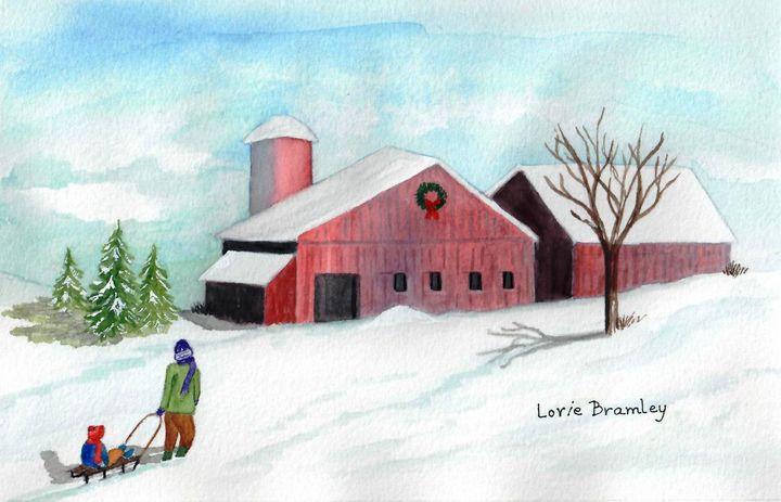 Heading for Home - Lorie Bramley