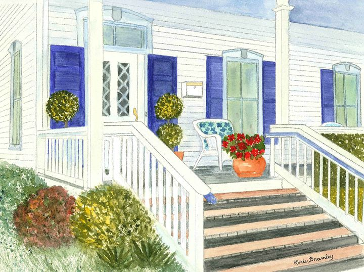 B & B by the Sea - Lorie Bramley