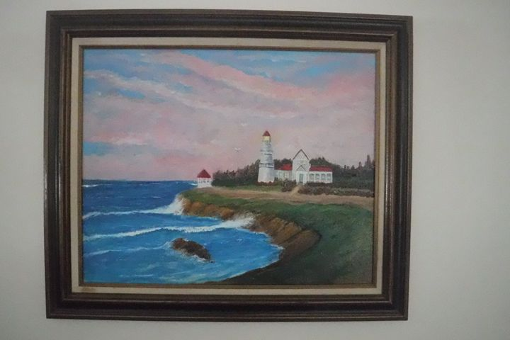 Light House - Dave'sArt
