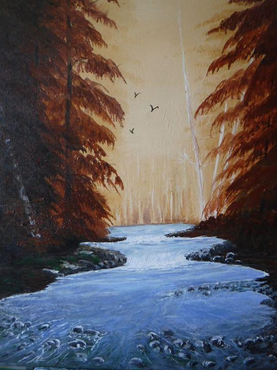 Woodland Glow - Dave'sArt