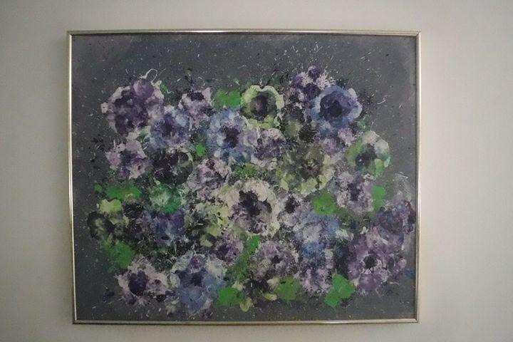 Flowers - Dave'sArt