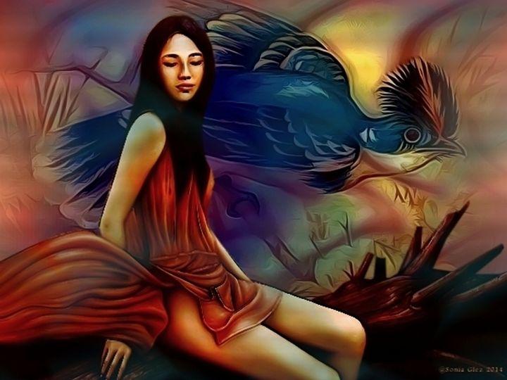 Neete Y El Pájaro Azul - Sonia Glez