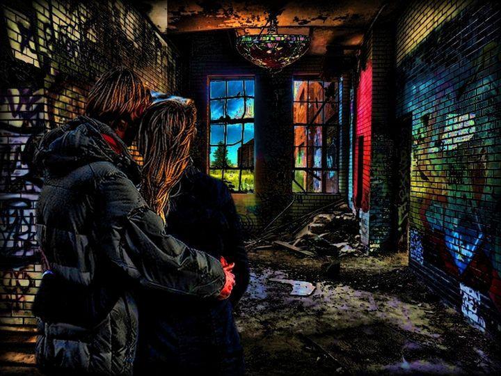 Contemplando Graffity - Sonia Glez