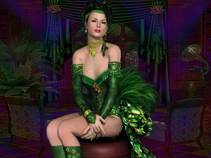 Burlesque - Sonia Glez
