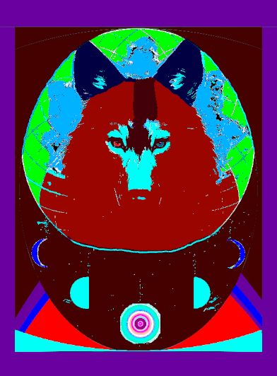 Space Wolf - Ethan