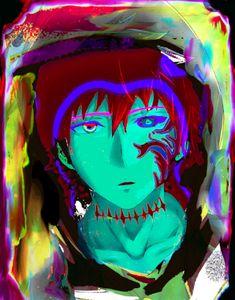 Emo demon boy - Ethan