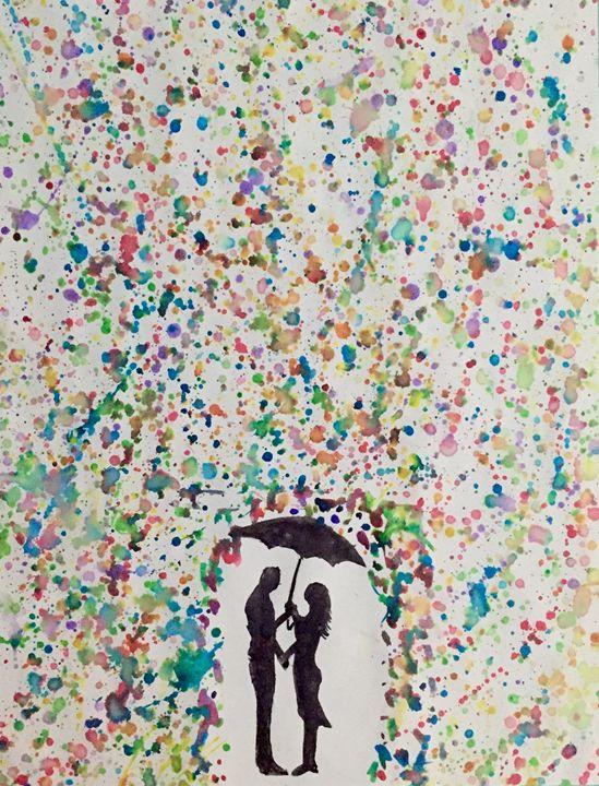Lovely rain - Ashley Fornaris