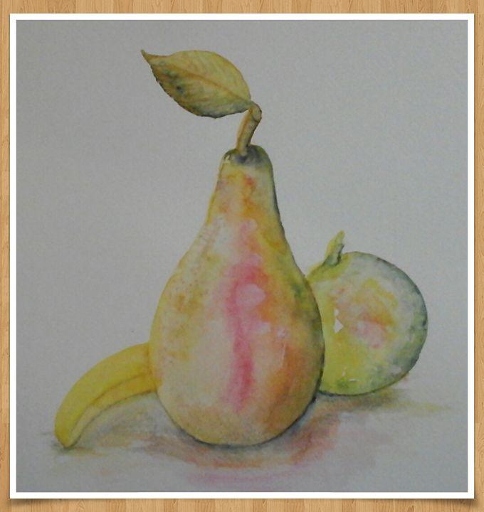 Fruit study - Sheilah's Art