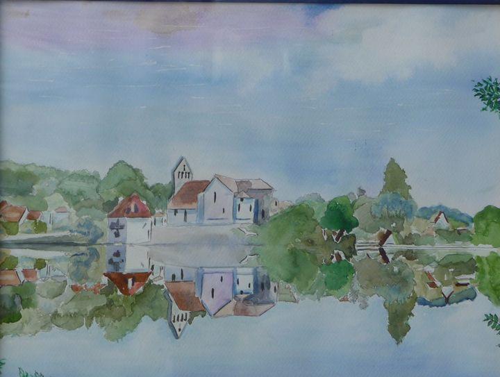 Beaulieu sur Dordogne - Sheilah's Art