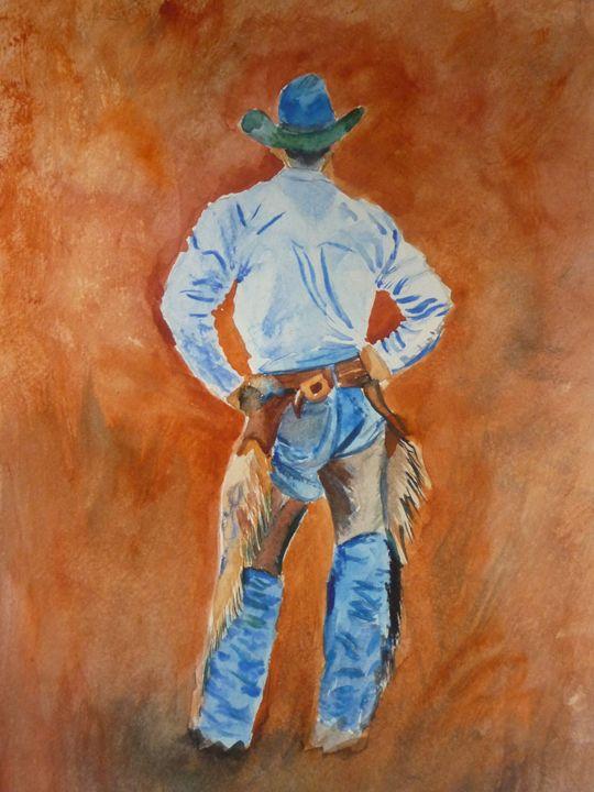 Rear View - Sheilah's Art