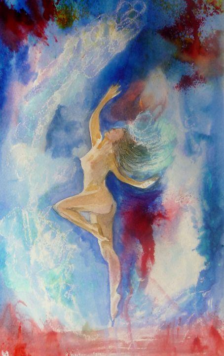 Fire Dance - Sheilah's Art