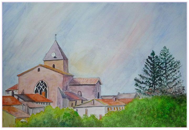 Availles Limoouzine, Franc - Sheilah's Art