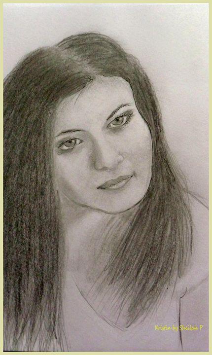 Kirsten - Sheilah's Art