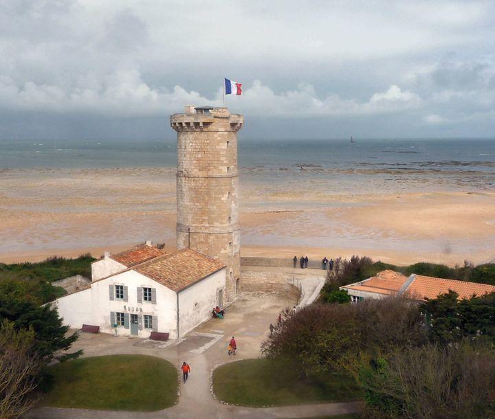 Musee, Ile de Re, France - Sheilah's Art