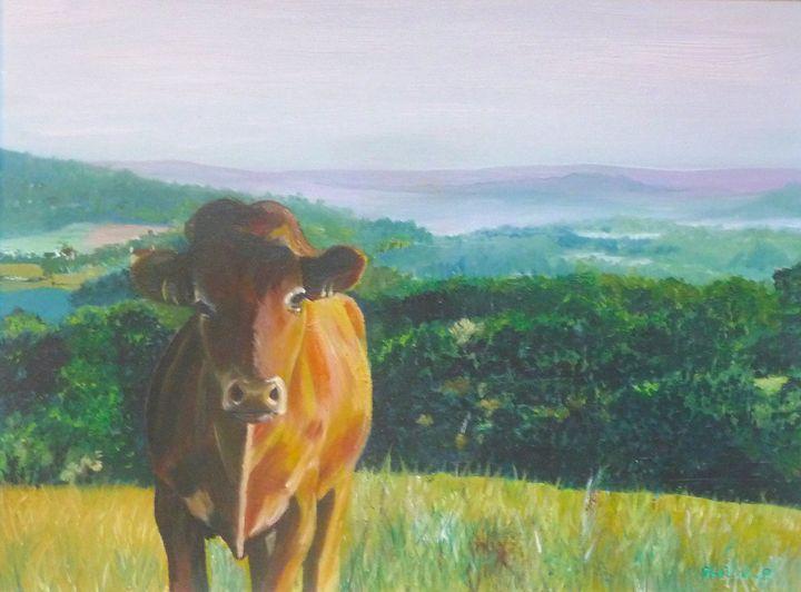 Limouzine Cow - Sheilah's Art