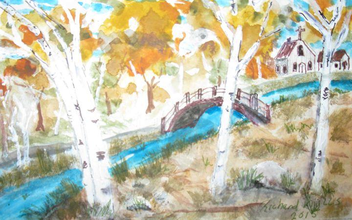 little Bridge - Images by richardmills
