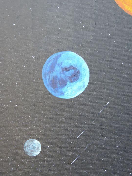 Deep Space - Onie Kimble