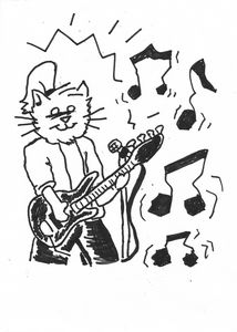 MikeyCat Jamming