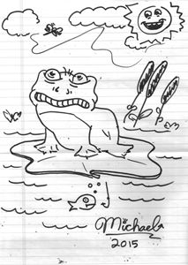 08-15-2015 (Froggy) - Mike Nobody