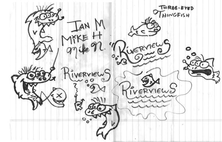08-15-2015 (Riverviews Thingfish) - Mike Nobody