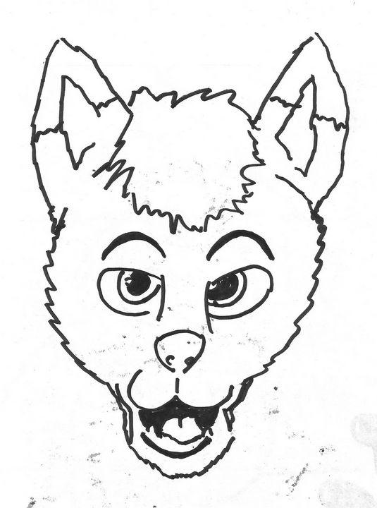 Majira Strawberry (Furry Fan Art) - Mike Nobody