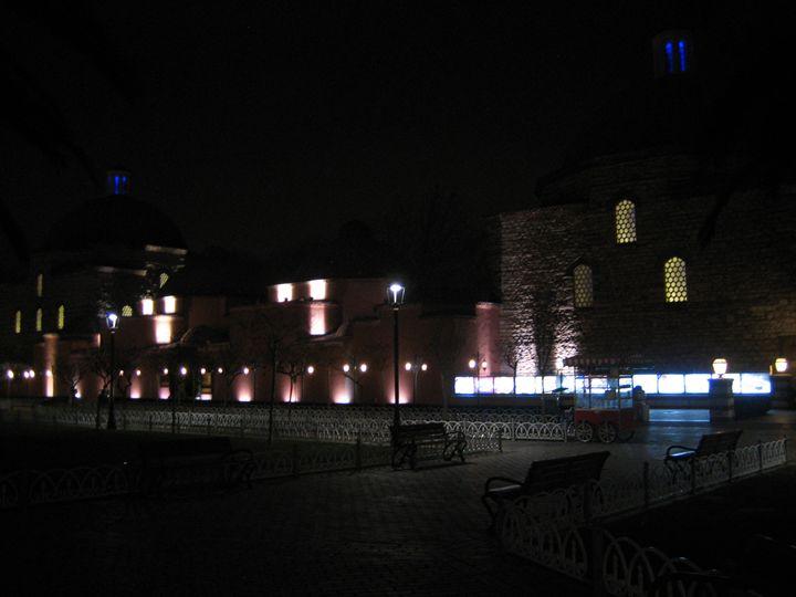 Ayasofya-Hurrem Sultan-Bath Istanbul - bluemeteor