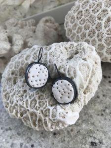 Clouds earrings