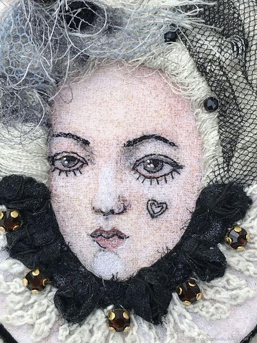 Columbine - BENANDLU Art - Evgenia Alexeeva