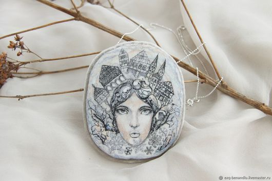 Snow Queen - BENANDLU Art - Evgenia Alexeeva