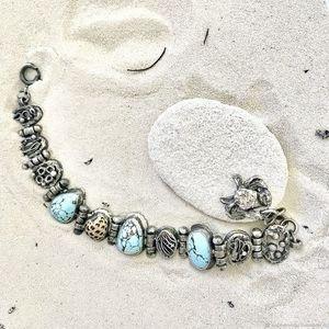 From the ocean bracelet