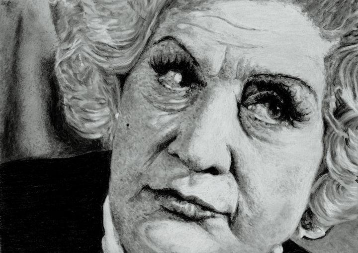 My Poor Pussy - Helen Fox Art