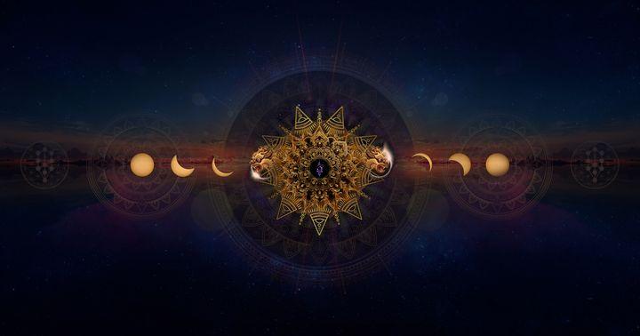 Shiga Eclipse - Cosmic Shiva Design