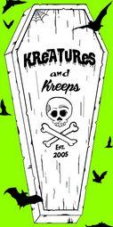 Kreatures and Kreeps