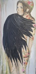 Black Winged Soul