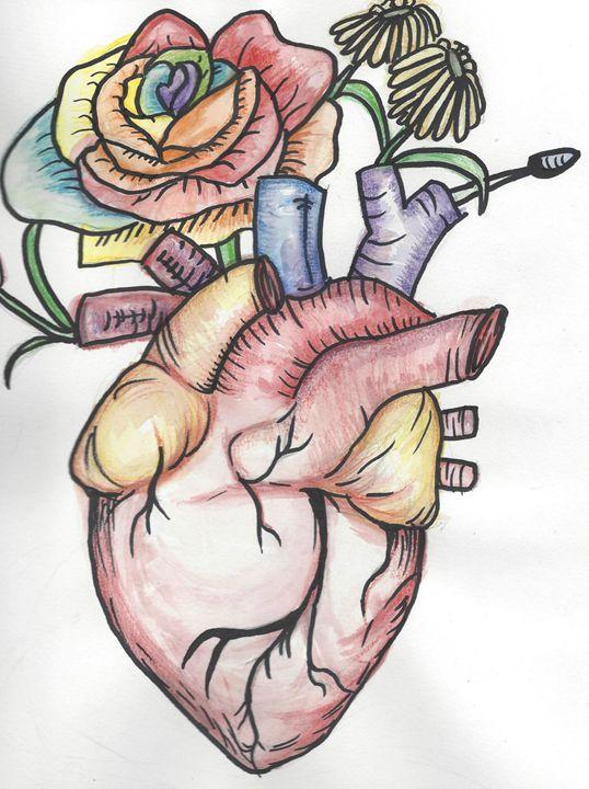 Love Wins - ArtbyNicole