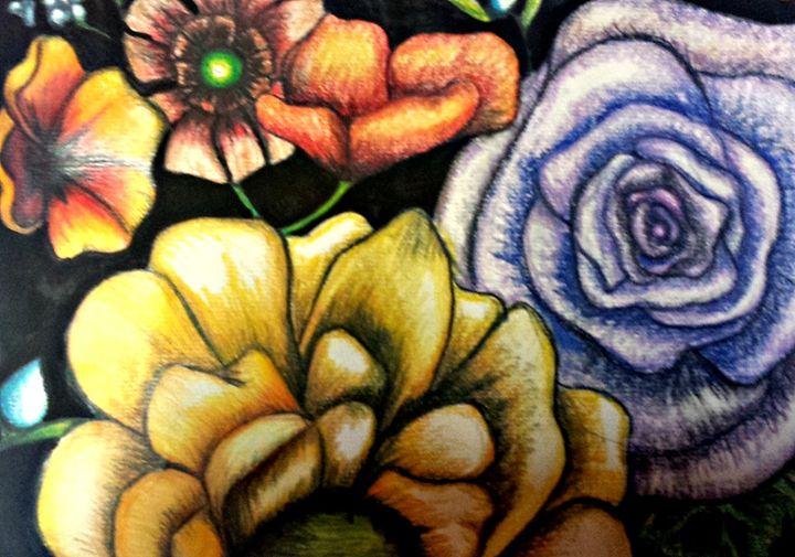 Flowers - ArtbyNicole