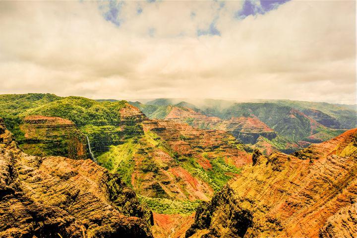 Waimea Canyon - Logan B