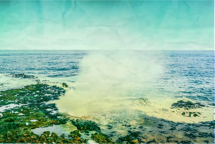 Hawaiian Ocean - Logan B