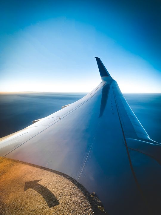Flying - Logan B