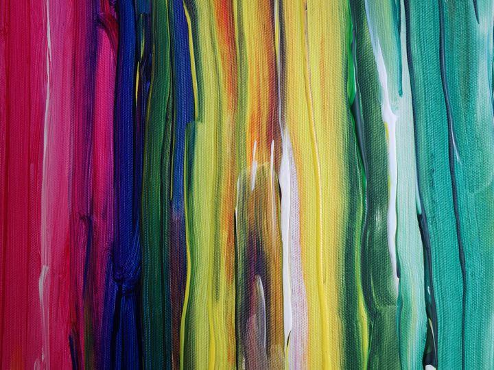 Rainbow 1 - Svitlana Ziuhanova