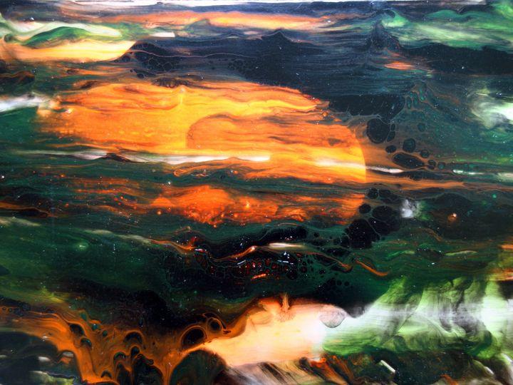 Sun is Glowing - Svitlana Ziuhanova