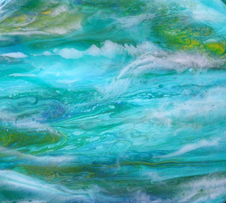 Ocean Movement - Svitlana Ziuhanova