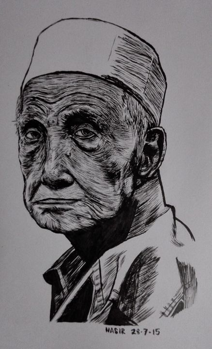 Malaysian old man - Nasir Nadzir