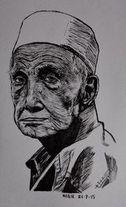 Malaysian old man