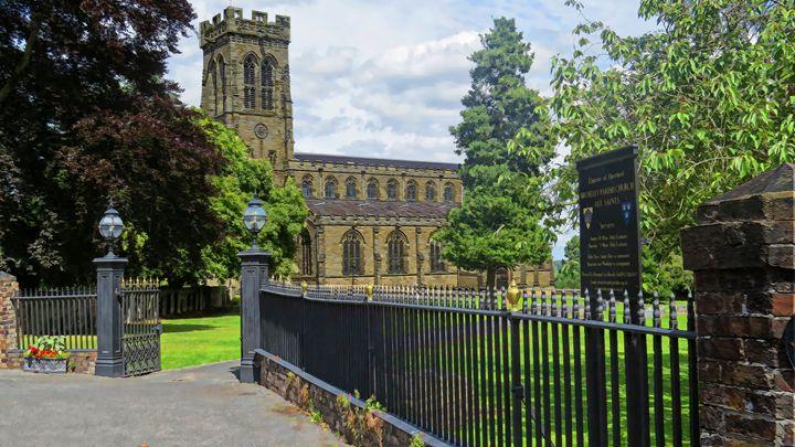 Broseley Church - Simon Hark