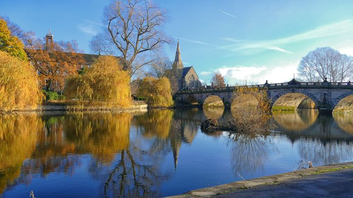 English Bridge - Simon Hark
