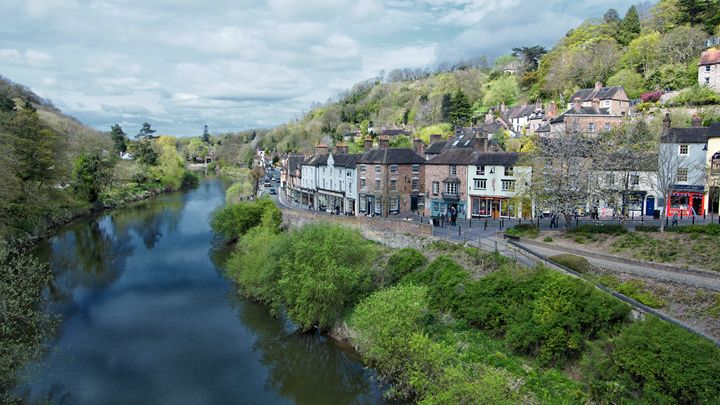 Ironbridge Town - Simon Hark